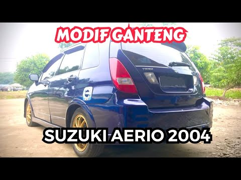 in depth tour suzuki aerio facelift 2004 indonesia youtube youtube
