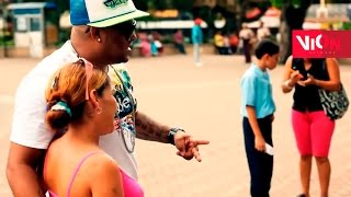 Смотреть клип Mr Saik - El Baile Del Choque