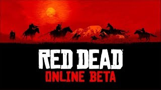 RED DEAD ONLINE BETA ULTIMATE EDITION (Red Dead Redemption 2) LIVE! #RDR2