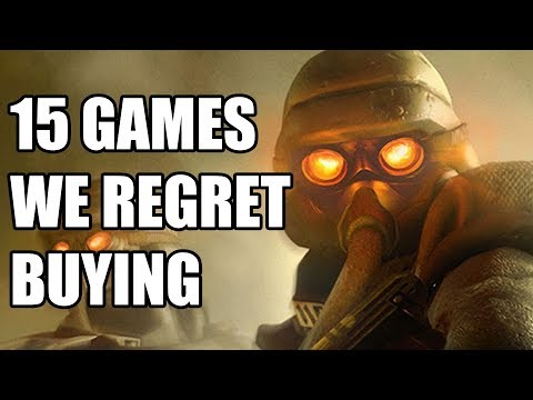 15 Games We REGRET Buying