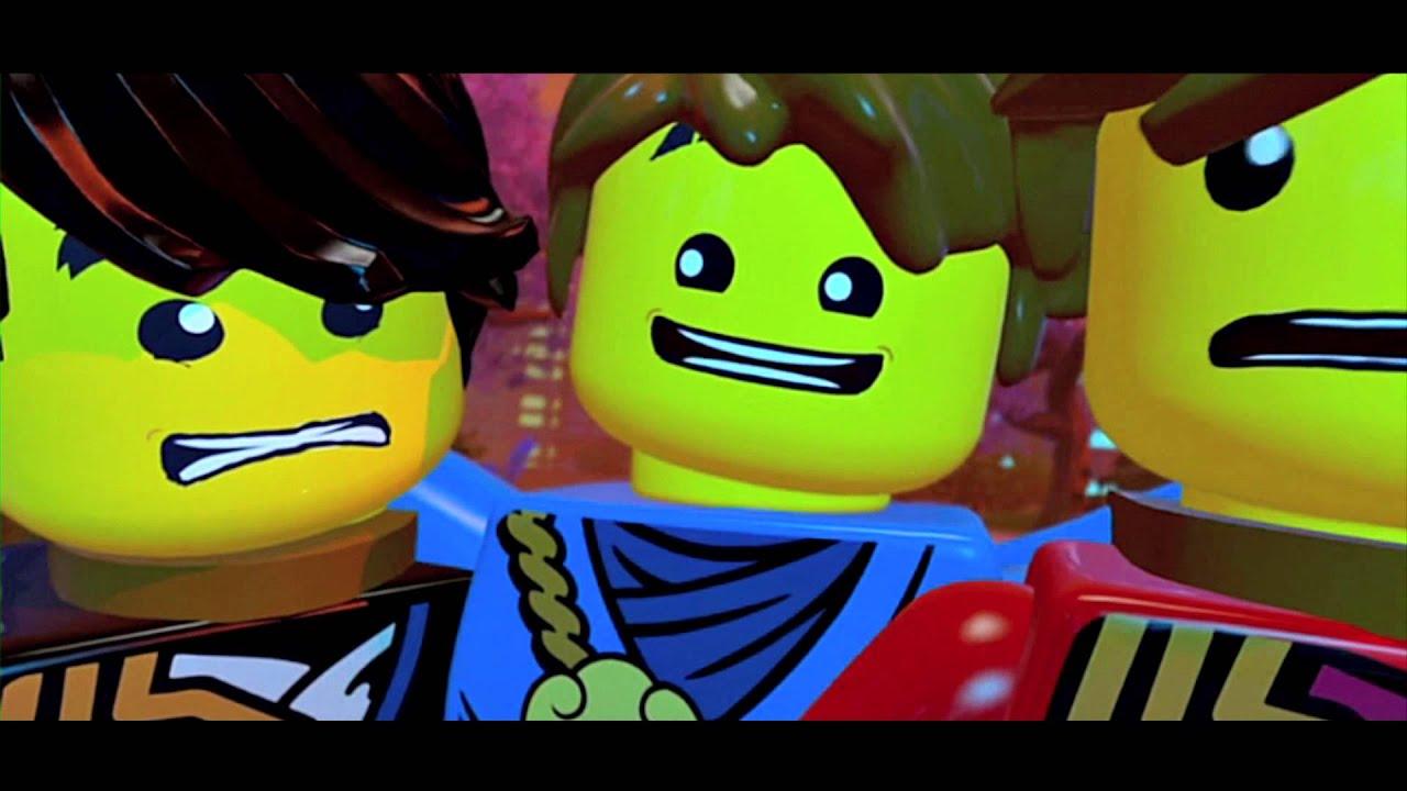 LEGO Ninjago: La Sombra de Ronin - Tráiler de Lanzamiento - YouTube