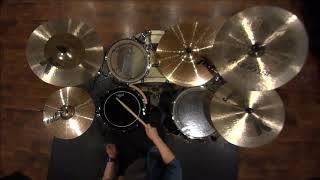 Mastodon: Chimes at Midnight - Drum Cover カナーンドッグのブログ「...