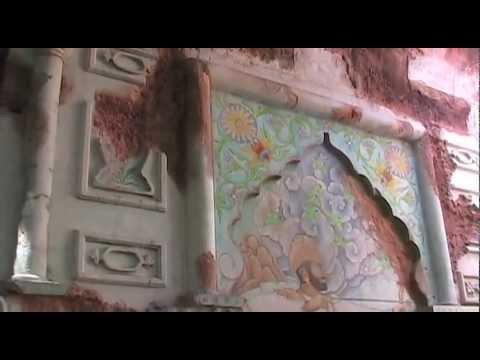 Maharajah Jungle Trek Murals in Disney