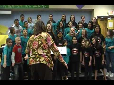 Mary Eyre Elementary School...Directed by.. Mrs. Kim Beranek April 2010