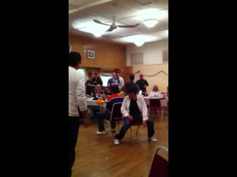 Musical chairs funny