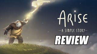 Arise: A Simple Story Review - One of the Biggest Surprises of 2019 (Video Game Video Review)
