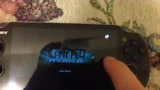 Silent Hill Downpour - Playing on PS Vita through Remote Play