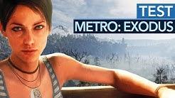 Fantastische Endzeit - Metro: Exodus im Test