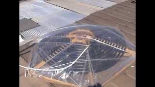 Солнечный водонагреватель + электокотел
