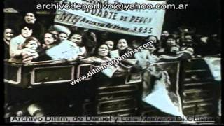 DiFilm - Cancion de la marcha Peronista (1951)