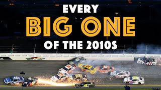 "Every NASCAR Cup ""Big One"" of the 2010s"