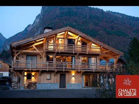 Location chalet luxe samo ns chalet alth a youtube - Chalet de montagne luxe rkd architecte ...