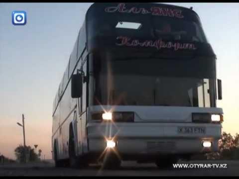 Водители автобусов рискуют жизнями пассажиров