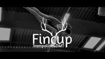 FinCup 2018 by EsTT   International Trampoline Competition Finals   Espoo   Finland  