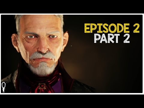 THE TOWER ROOM BIBLE - The Council - Part 2 (Episode 2 HIDE AND SEEK) Gameplay Lets Play 2018