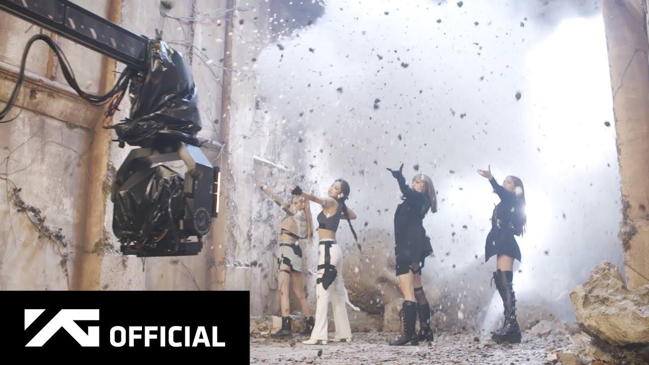 BLACKPINK Kill This Love M V MAKING FILM