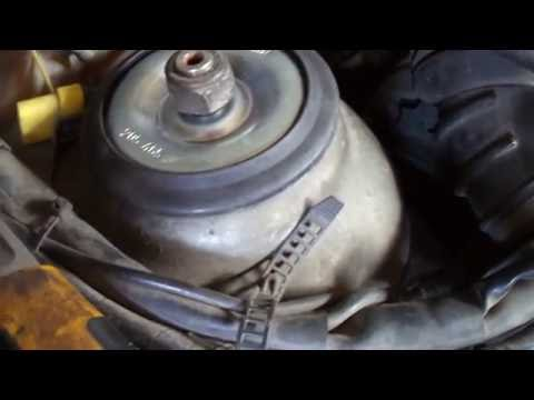 Замена тарелки стоек . Opel vectra a
