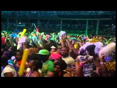 Claudette CP Peters   Still Jammin, Live! Antigua Carnival 2010