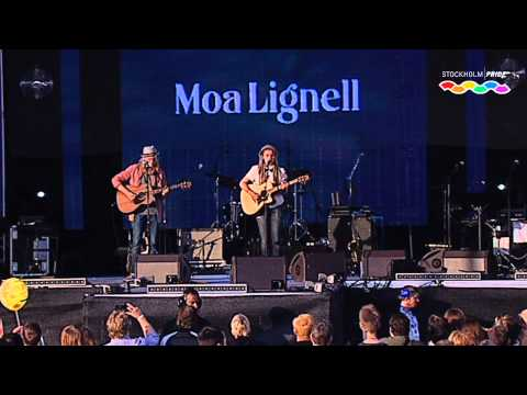 Moa Lignell - Calling (Live Stockholm Pride 2012)