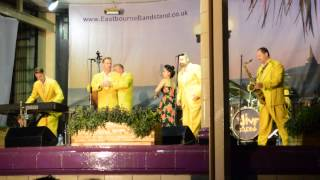 The Jive Aces perform Boogie Woogie at Eastbourne Bandstand Thumbnail
