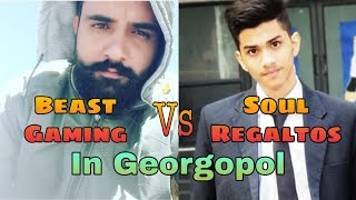 #Soul Beast Gaming Vs Soul Regaltos + Soul Viper In Georgopol PUBG Mobile #ShaktimaanGaming