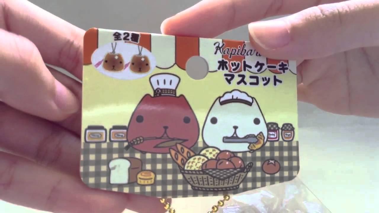 Kapibarasan Pancake Squishy Review - YouTube