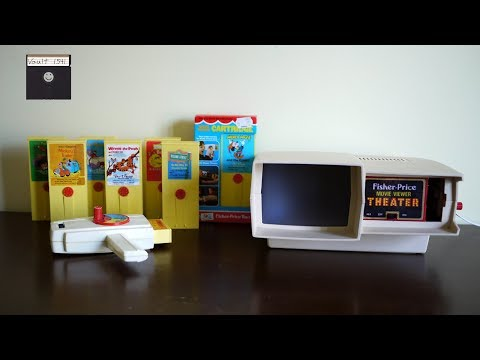 Fisher-Price Movie Viewer & Theater