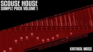 Scouse House Sample Pack Vol.1