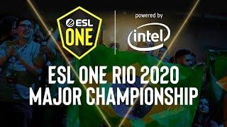 ESL One Rio 2020 Trailer #CSGOMajor
