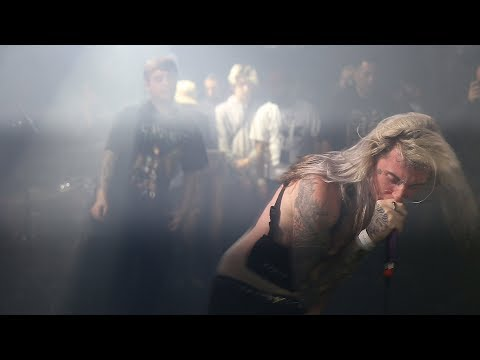 Ghostemane & Wavy Jone$ (Live in LA, 11/3/17)