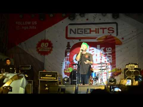 Pee Wee Gaskins - sebuah rahasia live at jakcloth lampung
