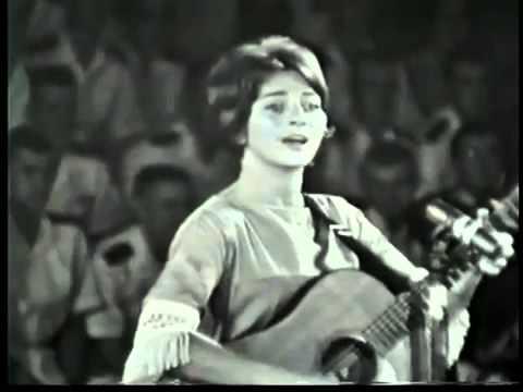 Judy Collins   John Riley LIVE Hootenanny 1963