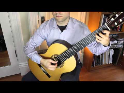 We Wish You a Merry Christmas - Easy Fingerstyle Guitar