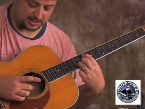 Guitar Lesson The Beatles Blackbird