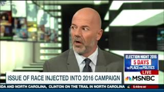 Andrew Sullivan on MSNBC  Trump, Coulter Are Racist, Fascist Islamophobes
