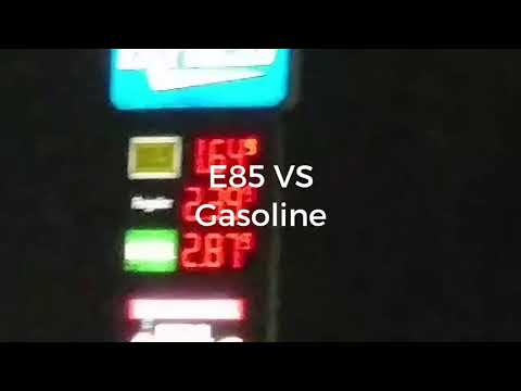 E85 vs Gas. How do you know when the price is right?