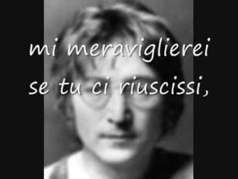 Imagine - John Lennon (Sottotiloli ITA)
