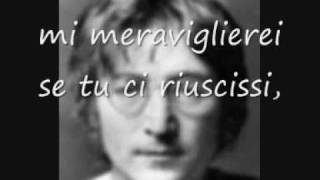 Imagine - John Lennon (Sottotiloli ITA)