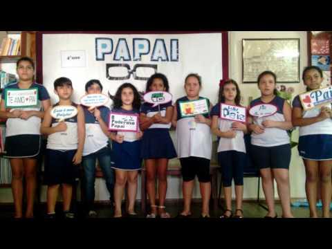 Biblioteca do Colégio CPUC - FELIZ DIA DOS PAIS - 2016