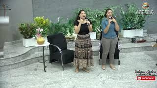 Na crise, confie no Senhor - Salmo 11  Pr. Antônio Dias 07-06-2020
