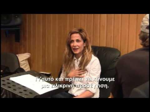 Anna Vissi  Apagorevmeno, In The Studio, Part B annavissinet