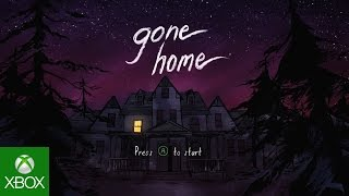 Gone Home: Console Edition is coming to Xbox One on January 13th, 2016!