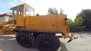 Автогрейдер ДЗ-143 модель завода