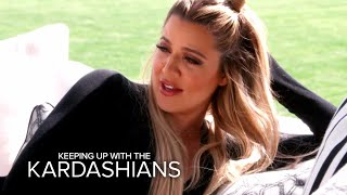 KUWTK | Lamar Odom & Khloe Call Rob Kardashian | E!