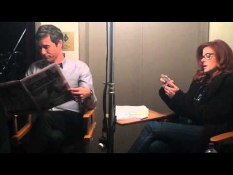 Behind the s with Debra Messing & Eric McCormack