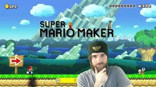 Super Mario Maker // Banzai Mario World // LTTP Rando Race! [LIVE]