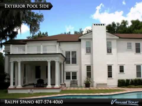 Former Dream Home of George Jones & Tammy Wynette