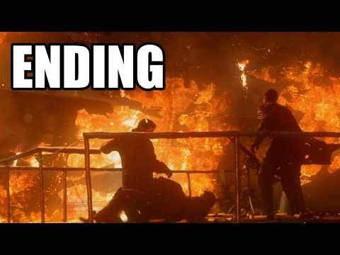 BATTLEFIELD 1 - Friends in High Places - Ending