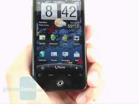HTC Droid Incredible Review part 1