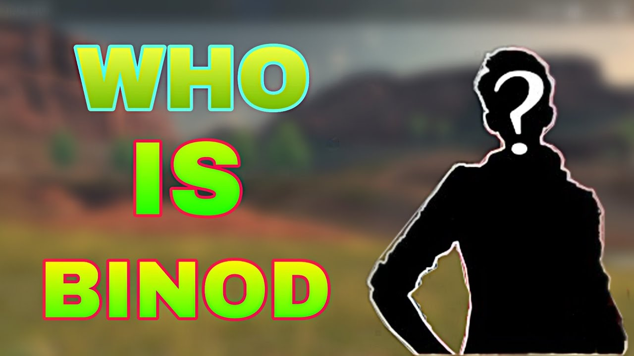 WHO IS BINOD || WHO IS BINOD IN MEMES || BINOD OP KAUN H || CARRYMINATI REACTION ON BINOD
